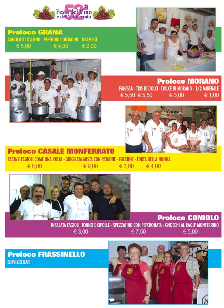 Menù Pro Loco 2
