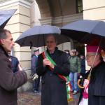 In attesa dell'arrivo dell'urna con le reliquie di San Giovanni Bosco a Casale Monferrato