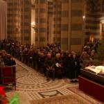 Celebrazione della Solennità della Dedicazione della Cattedrale di Casale Monferrato alla presenza dell'urna con le reliquie di San Giovanni Bosco