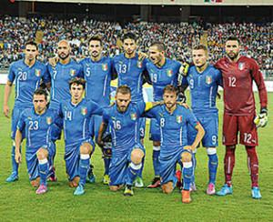 La Nazionale di Antonio Conte ospite a Casale
