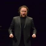 Il tenore Francesco Zingariello (foto A. Baviera)