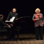 Katia Ricciarelli in concerto per Vitas (foto A. Baviera)