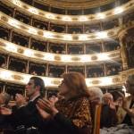 Il pubblico presente al Teatro Municipale (foto A. Baviera)