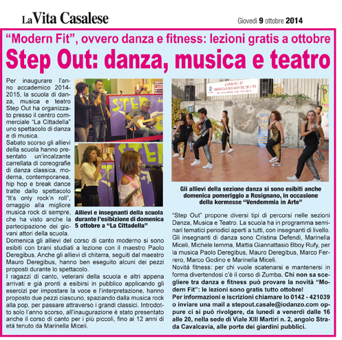 step out 9 ottobre.indd
