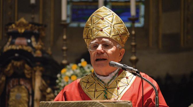 Una lettera del Papa per il 50° di sacerdozio del Vescovo