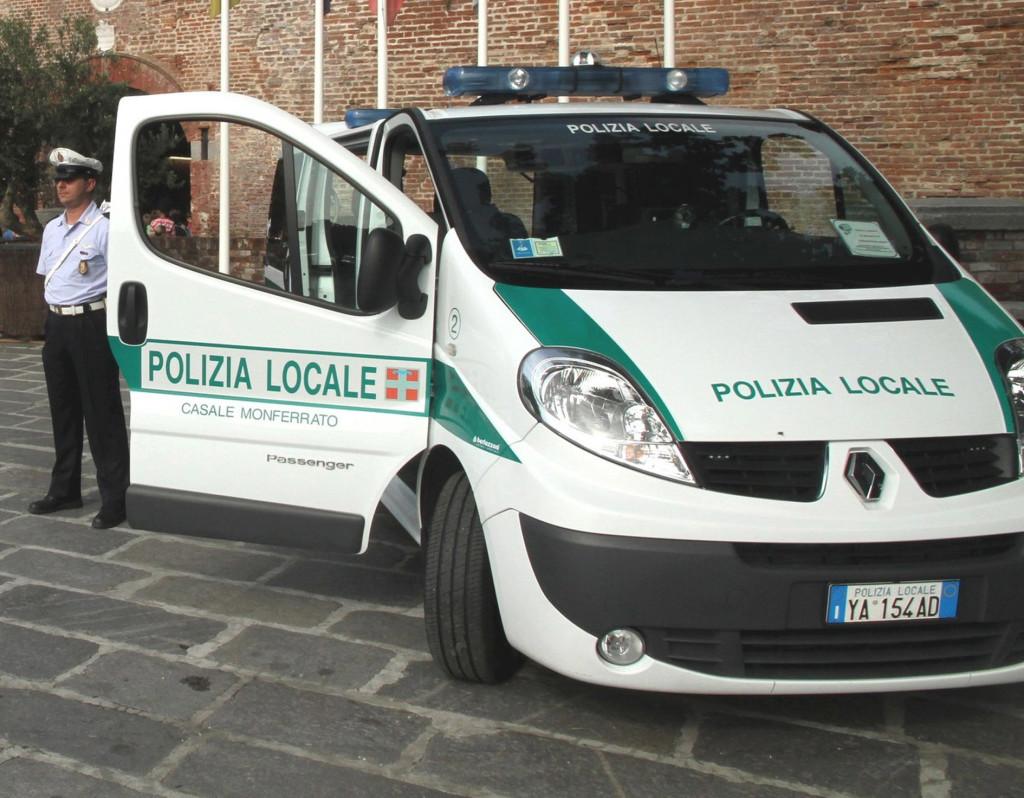 polizia locale - immagine di repertorio