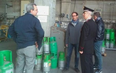 Carabinieri: Tazzetti controllo ok
