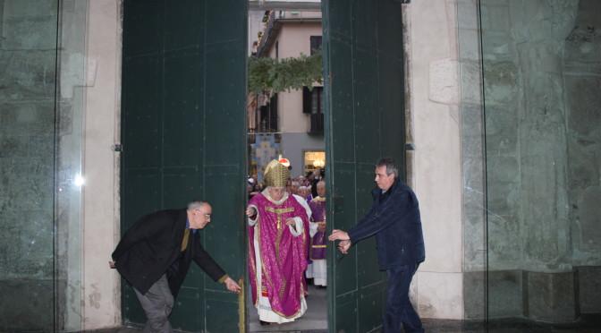 «Aprite le porte della giustizia»