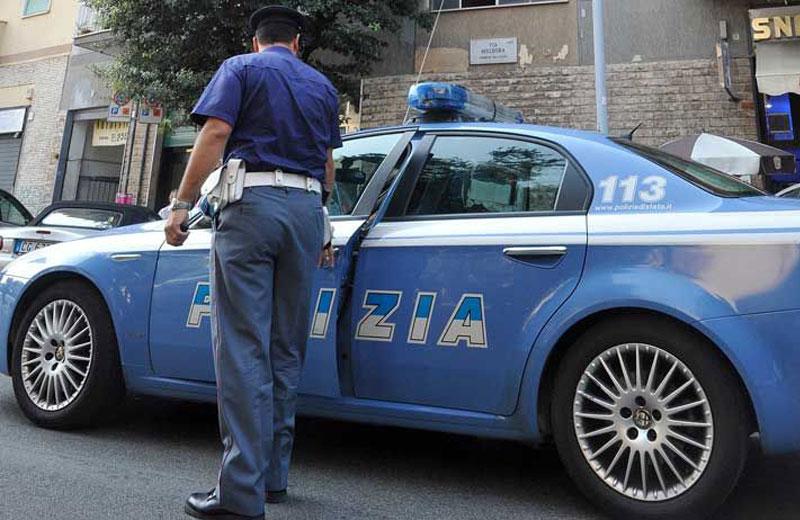 Foto repertorio polizia