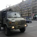 Mobilitato anche l'Esercito