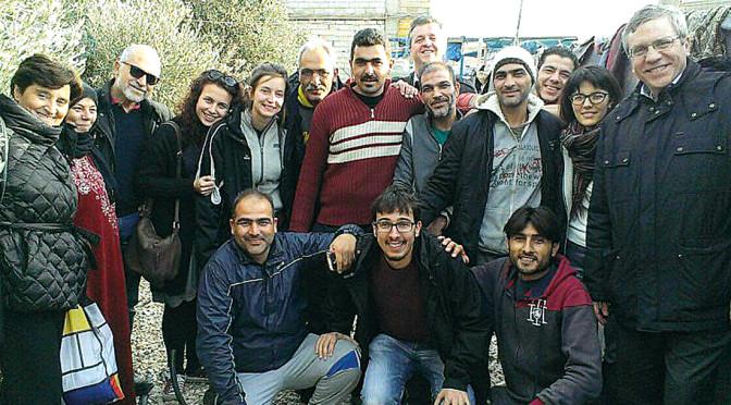 Corridoio umanitario per i profughi