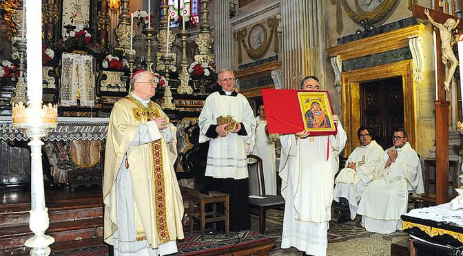 Tavigliano festeggia Mons. Catella