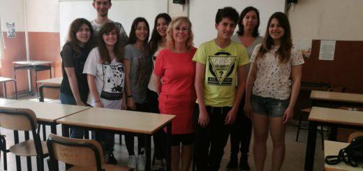 alunni del corso di russo