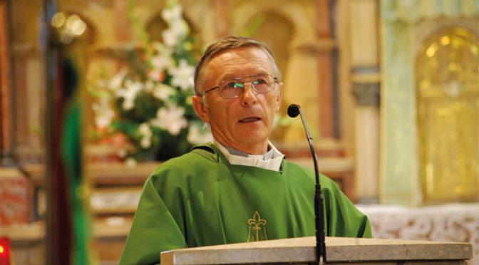 Don Gualdoni, nuovo parroco al Valentino