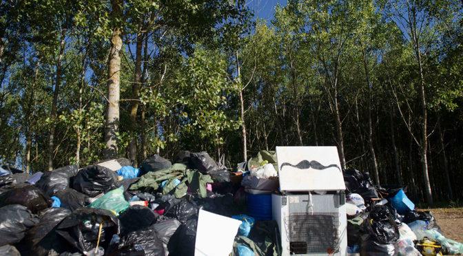 Rave-party: e adesso chi toglie i rifiuti?
