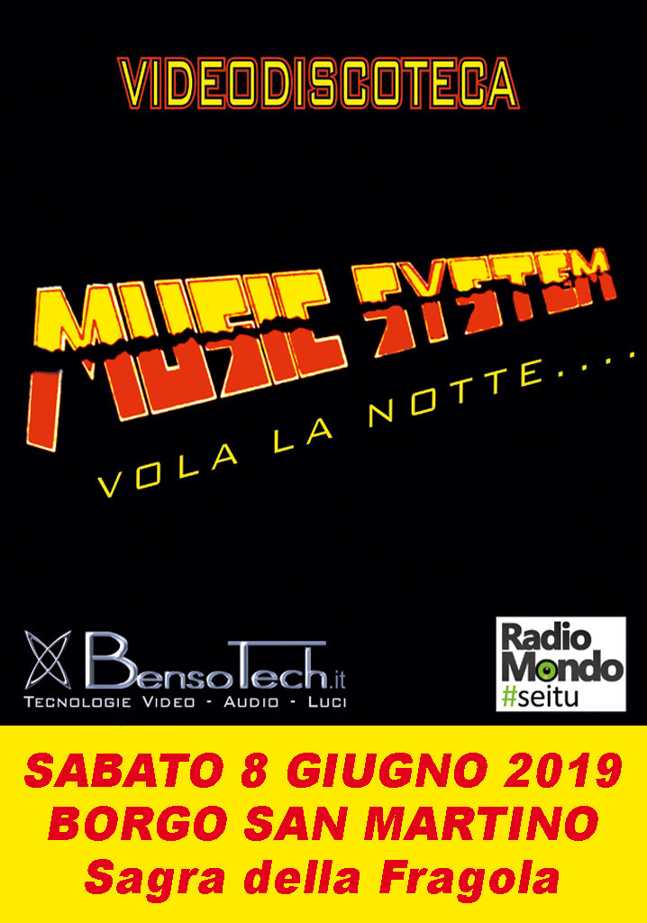 music system xborgo san martino