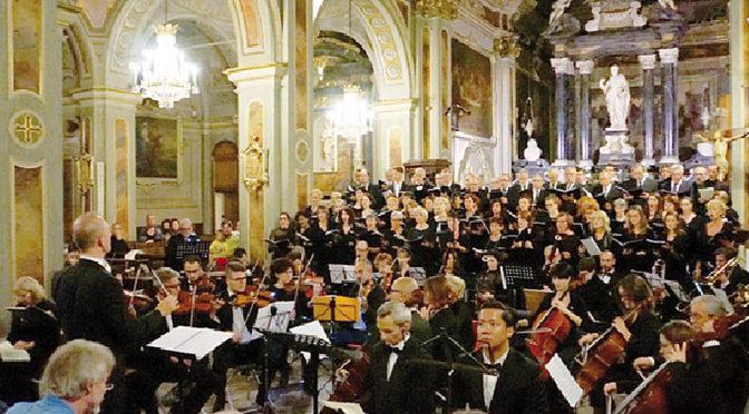 """Carmina Burana"" venerdì in San Domenico"