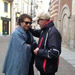"""Te absolvo"": ciak in Duomo"