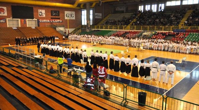 """23° Trofeo Yudanshakai Casale e 6° Coppa """"Casale Capitale del Monferrato"""""""