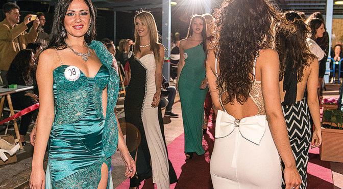 Miss Italia sfila a… Casale Popolo
