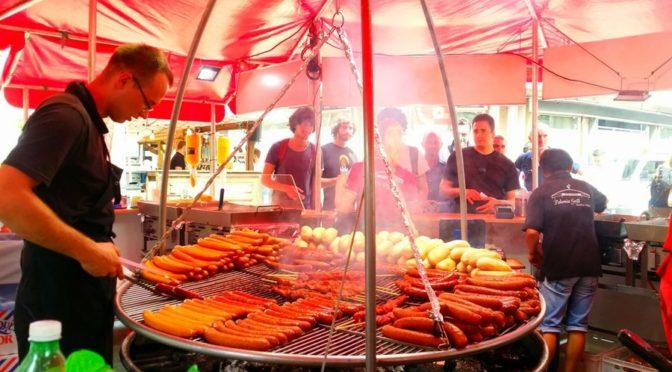 Platea Cibis: tre giorni di street food in città