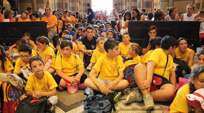 Festa dei Centri Estivi al Colle don Bosco