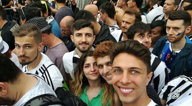 Tanti monferrini nella bolgia di piazza S. Carlo