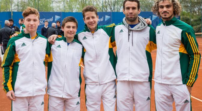 Tennis A2: La Canottieri maschile e femminile sogna l'A1