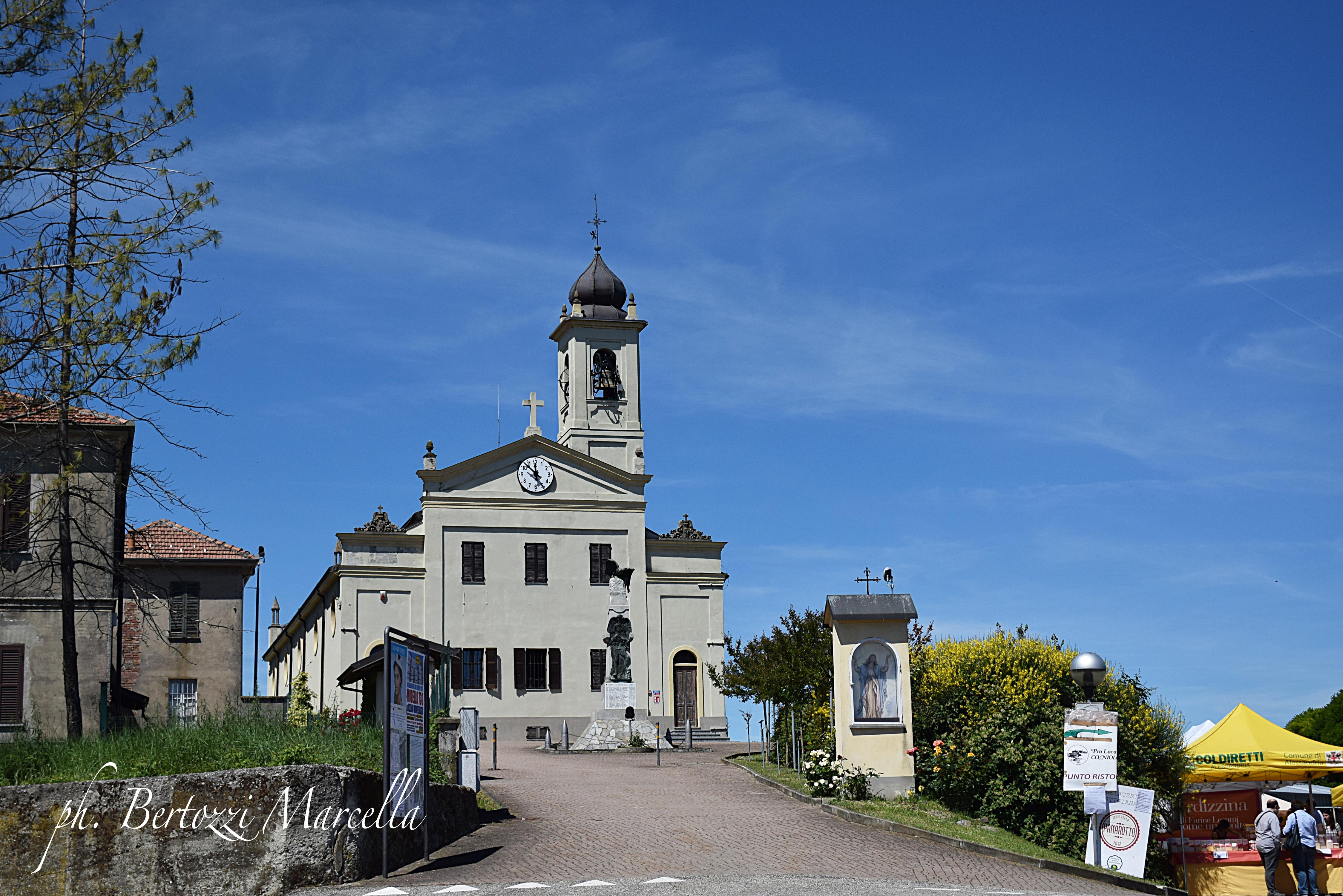 chiesa coniolo