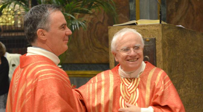 Vescovo Gianni: l'ingresso il 29 ottobre