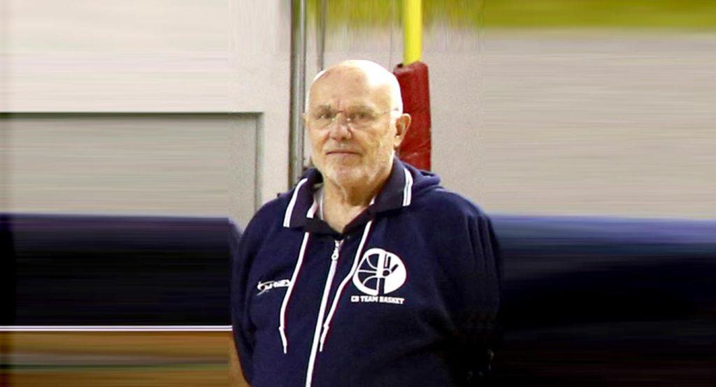 giorgio scienza allenatore della cb team casale basket