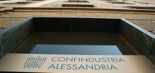 La sede di Confindustria Alessandria