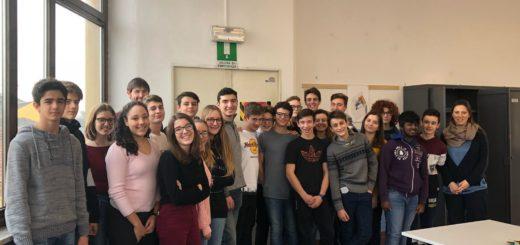 Nuovo docente all'Istituto Sobrero di Casale