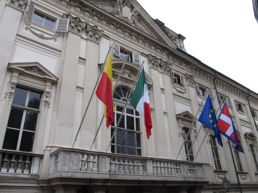 Foto repertorio: Palazzo San Giorgio
