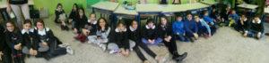 alunni scuola IV Novembre