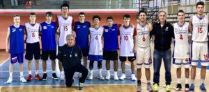 Allievi squadra Basket del Sobrero