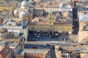 veduta Parma