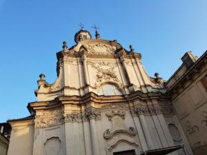 facciata Santa Caterina