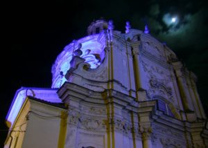 Facciata chiesa di Santa Caterina