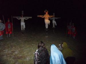 Via Crucis a Gabiano
