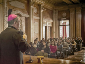 Vescovo Sacchi al Leardi