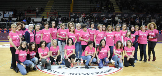 donne ladiesfirst junior basket