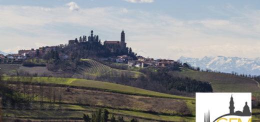 Veduta Vignale Monferrato