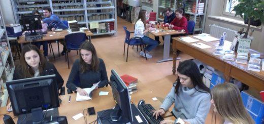 Biblioteca del Liceo Balbo