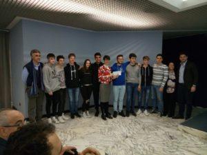 Alunni del Sobrero premiati per il Concorso La tua idea d'impresa