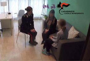 carabinieri campagna sensibilizzazione