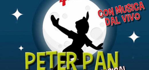 Peter Pan locandina
