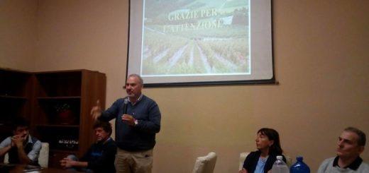 CIA Fabrizio Bullano, tra i relatori all'incontro di mercoledì 16 maggio