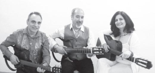 Claudio Bruzzese, Oscar Casares, Andrea Man