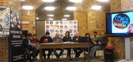 Conferenza stampa di Casale Comics al Castello